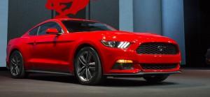 Ford Mustang Coupé 2015: una nueva y renovada sexta generación.