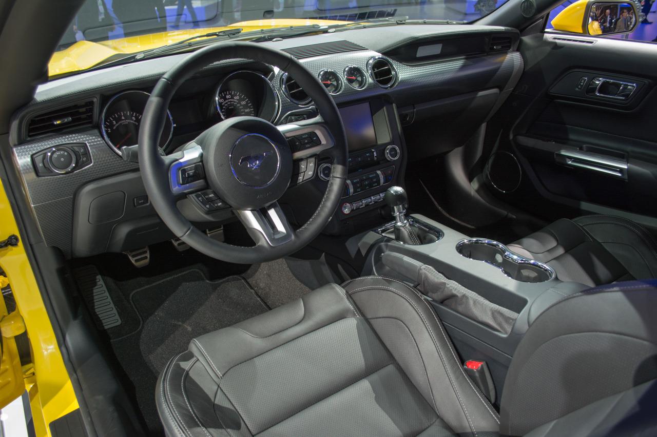Ford Mustang Coup 2015 Una Nueva Y Renovada Sexta Generaci N Lista De Carros