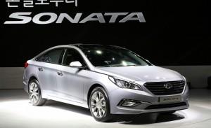 Hyundai Sonata 2015: diseño vanguardista, comodidad y precio competitivo.