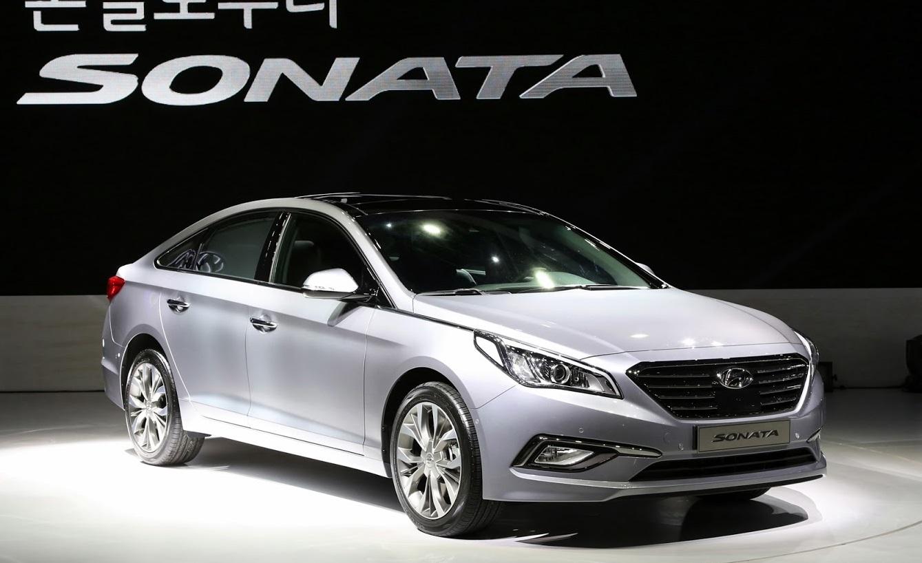 Hyundai Sonata 2015 Dise 241 O Vanguardista Comodidad Y