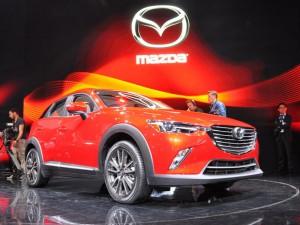 Mazda CX-3 2016: una pequeña e interesante Crossover.