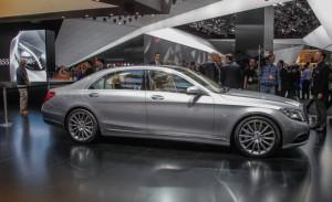 Auto Show de Los Ángeles 2014:Mercedes-Maybach S600 2015.