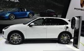 Porsche Cayenne  S E Hybrid 2015: el primer plug-in híbrido Premium.