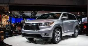Toyota Highlander 2015: versátil, confortable y más atlética.