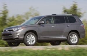 Toyota Highlander Hybrid 2015: más cómoda, más agresiva y más llamativa.