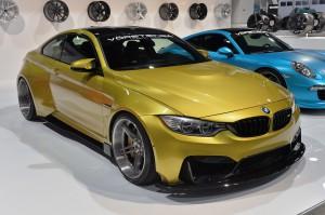 BMW M4 GTRS4 por Vorsteiner: más hermoso, más especial y más extremo.