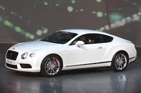 Bentley Continental GT V8S 2015: Lujo, poder y exclusividad.