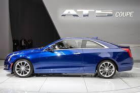 Auto Show de los Ángeles 2014:Cadillac ATS-V 2016.