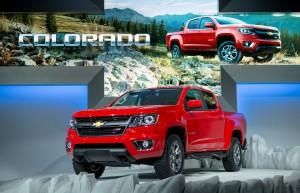 Chevrolet Colorado 2015: renovada, joven y con espíritu aventurero.