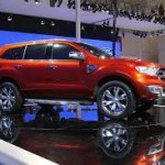 Ford Everest 2015: capaz y lujosa.