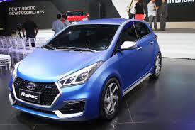 Hyundai HB20 R-Spec Concept, un interesante Hatchback con tintes deportivos.