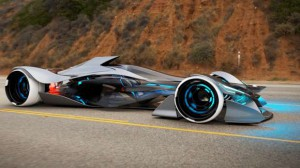 Infiniti Synaptiq SUIT, un carro de carreras movido por la mente.