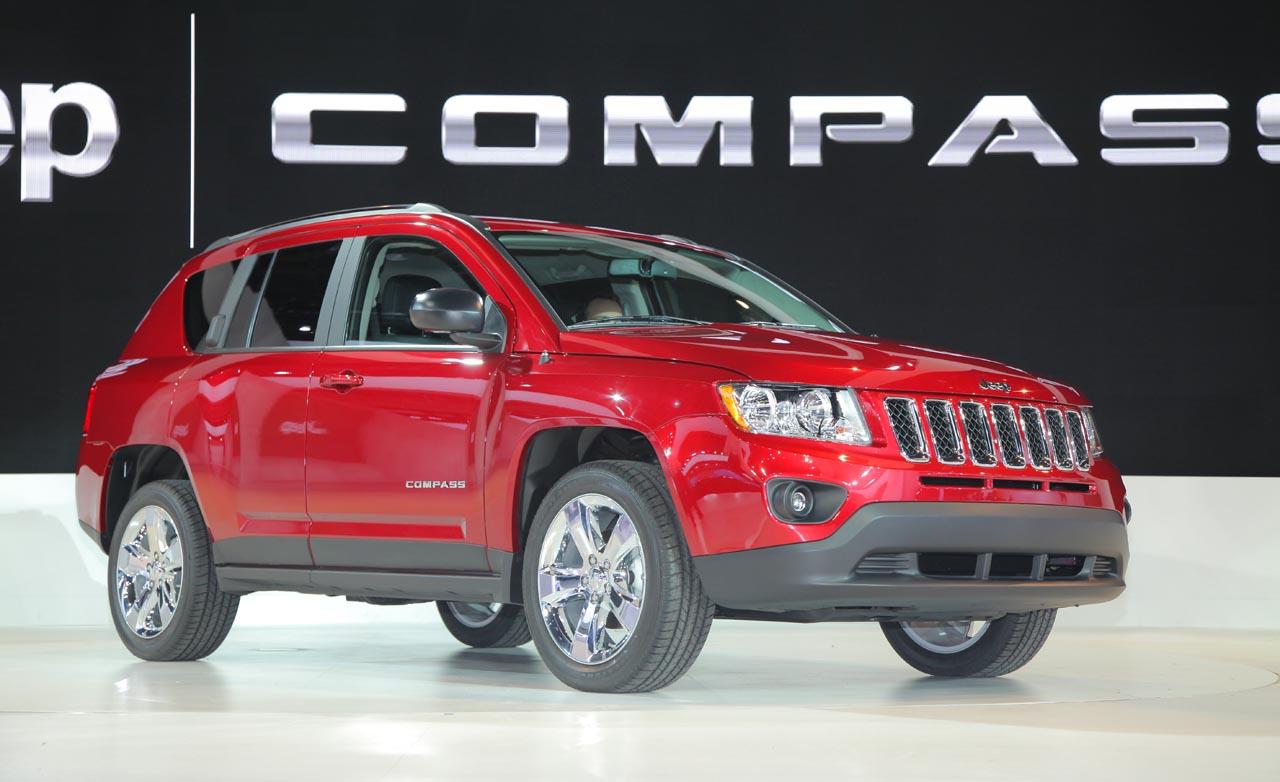 Jeep Compass 2015 Una Suv Para Un P 250 Blico M 225 S Exigente