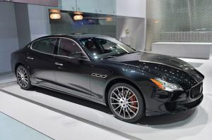 Maserati Quattroporte GTS 2015: cambios estéticos y nuevos colores.