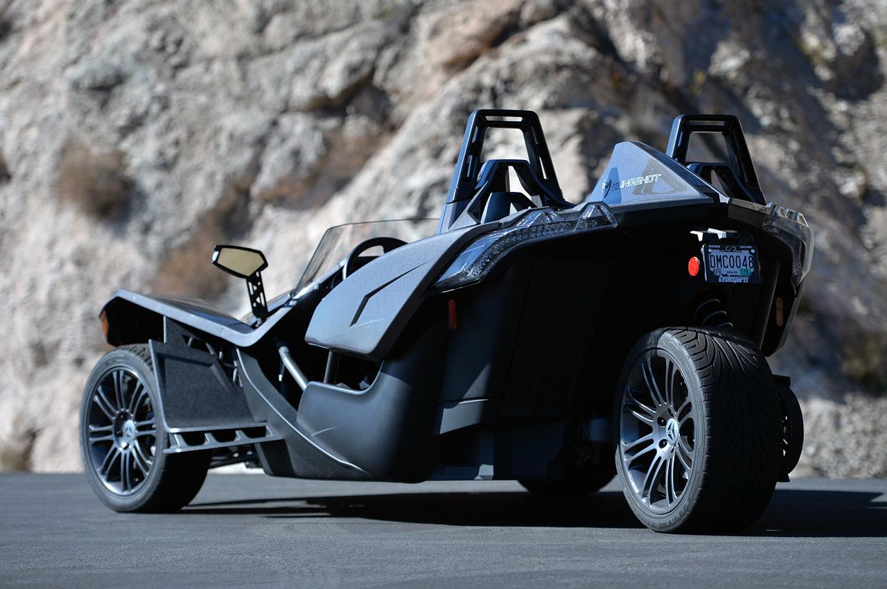 Polaris Slingshot 2015 Un Ex 243 Tico Y Atractivo Carro De Tres Ruedas Lista De Carros