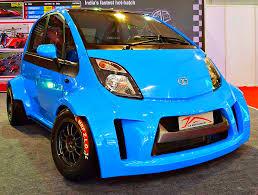 Tata Super Nano, una preparación con 230 caballos.