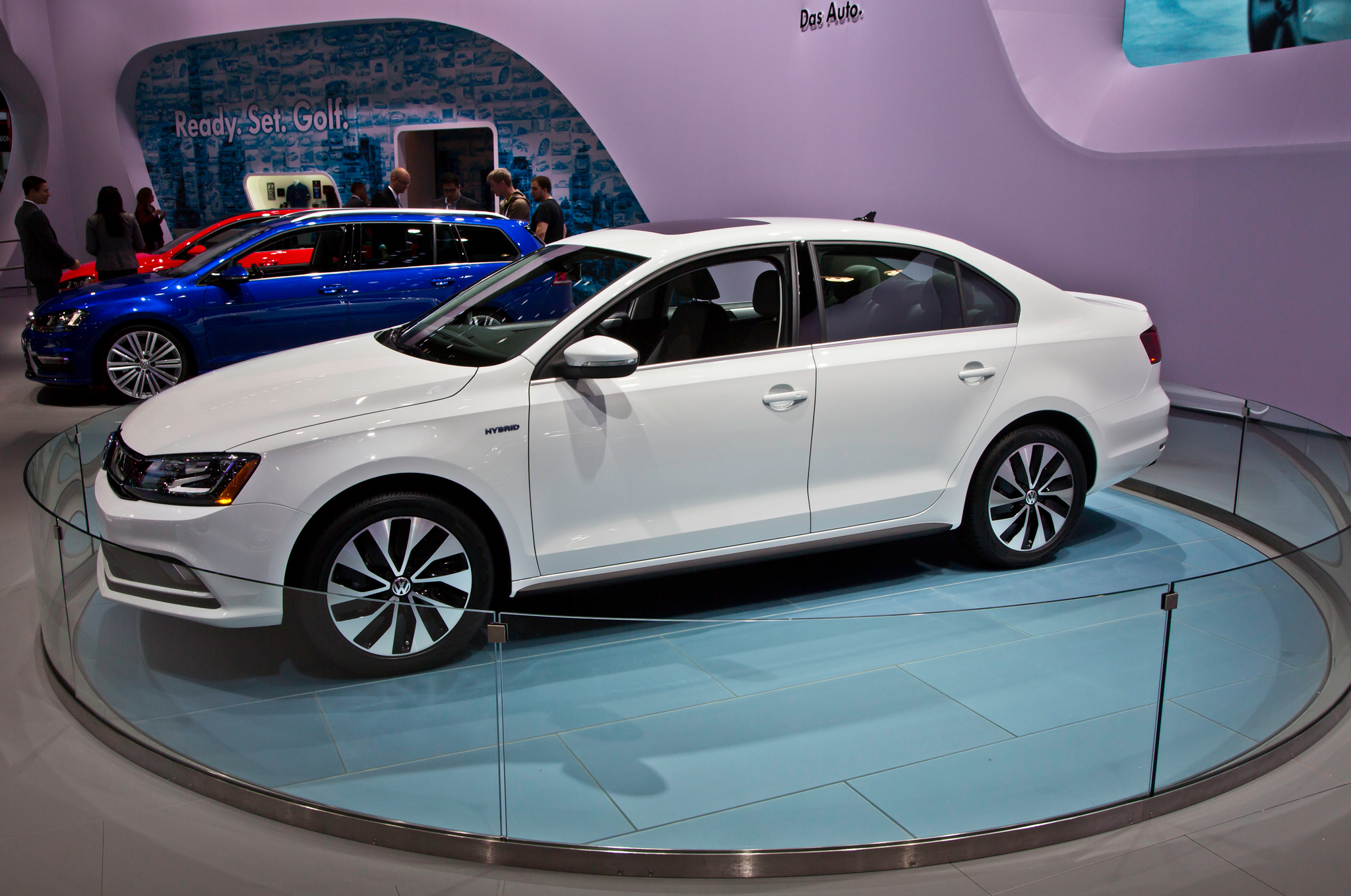 2010 Volkswagen Jetta Hybrid Photo 2