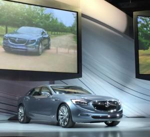 Buick Avenir Concept, un carro elegante, atrevido y espectacular.