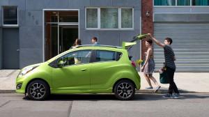 Chevrolet Spark 2015: diseño y funcionalidad.