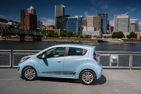 Chevrolet Spark EV 2015: el carro eléctrico más eficiente del mercado de los EEUU.