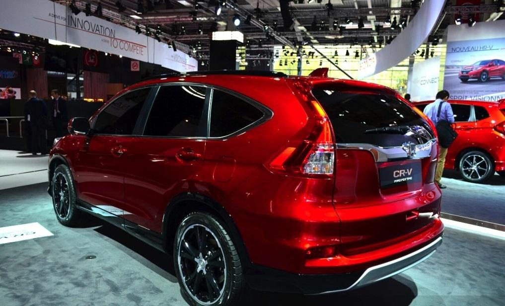 Honda CR-V 2015: atractiva, exitosa, eficiente y muy ...