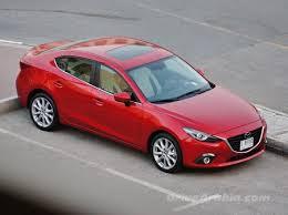 Mazda3 Sedán 2015: apariencia deportiva, competitivo precio y mucha seguridad.