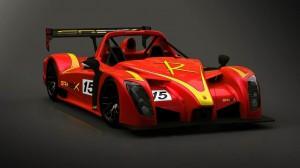 Radical SR8 RSX, un exclusivo y potente juguetico para competición ó trackdays.