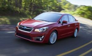 Subaru Impreza Sedán 2015: pequeños cambios pensados para la comodidad.