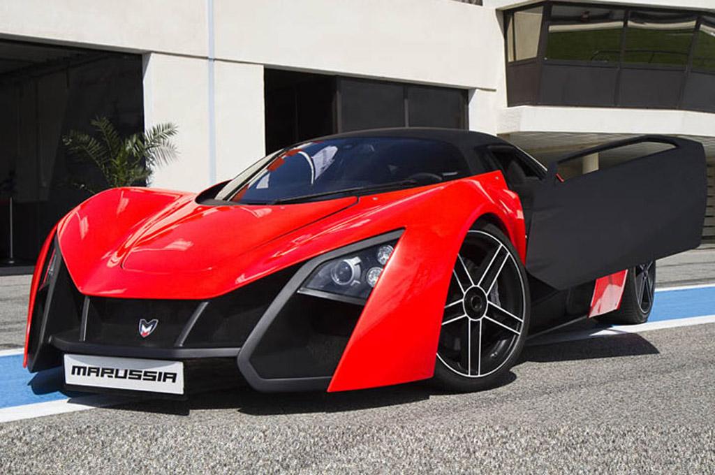 Marussia B2 Sports Car