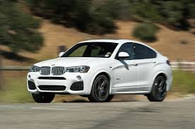 BMW X4 2015: lujoso, equipado y poderoso.