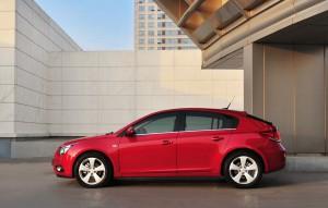 Chevrolet Cruze Hatchback 2015: elegante, atractivo y muy cómodo.