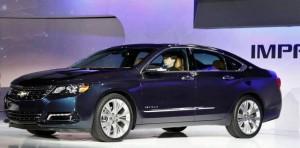 Chevrolet Impala 2015: lujo, confort y excelente precio.