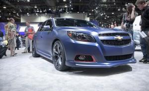 Chevrolet Malibu 2015: elegante, cómodo y más moderno.