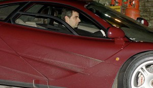 Los carros de Mr. Bean.