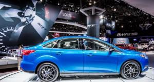 Ford Focus Sedan 2015: pequeños cambios para seguir triunfando.