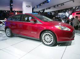 Ford Focus eléctrico 2015: más eficiente, más potente y  mejor equipado que sus rivales.