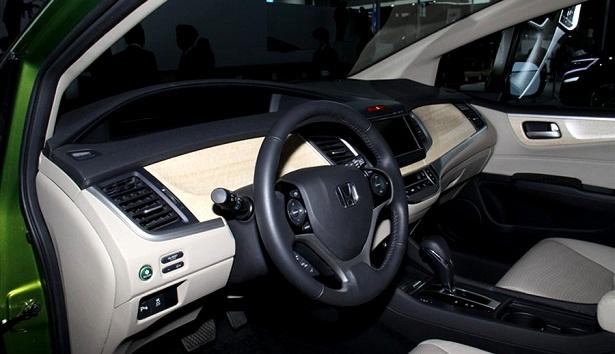 Honda Odyssey 2015 Confortable Elegante Y Muy Segura