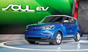 Kia Soul EV 2015: divertido, moderno y silencioso.