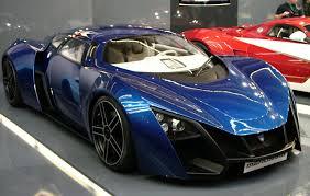 Marussia B2: un superdeportivo de lujo de origen ruso.