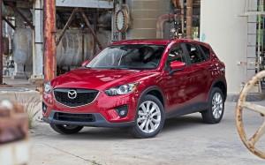 Mazda CX-5 2015: novedosa, eficiente y muy segura.
