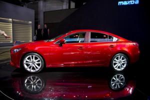 Mazda6 2015: interesante, refinado, más equipado y más seguro.