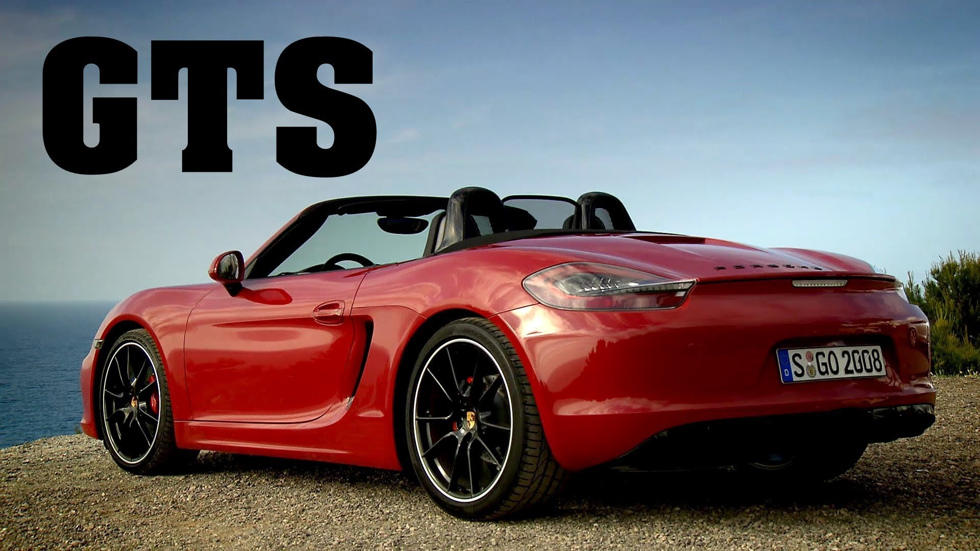 porsche boxster gts 2015 poder reconocimiento lujo y diversi n lista de carros. Black Bedroom Furniture Sets. Home Design Ideas