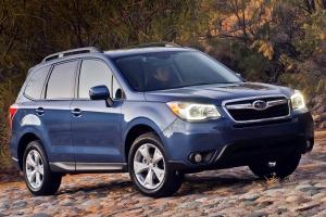 Subaru Forester 2015: cómoda, versátil y muy segura.