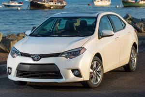 Toyota Corolla 2015: atractivo, deportivo y exitoso.