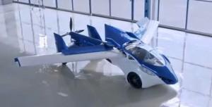 El primer carro volador llegará en el 2017.