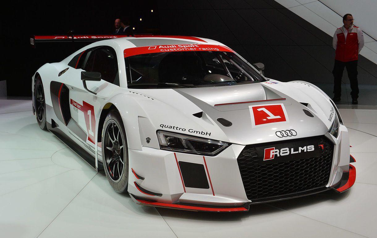 Auto Show De Ginebra 2015 Audi R8 Lms 2016 Un Carro De