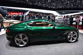 Auto Show de Ginebra 2015: Bentley EXP 10 Speed 6 Concept, exquisito y de altas prestaciones.