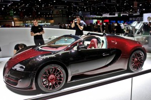 Salón de Ginebra 2015: Bugatti Veyron Grand Sport Vitesse La Finale, un adiós al Veyron.