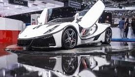 Salón de Ginebra 2015: GTA Spano 2015, ahora más potente y cautivador.