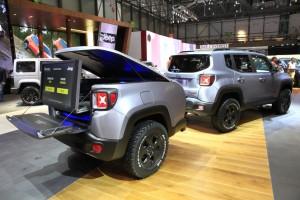 Auto Show de Ginebra 2015: Jeep Renegade Hard Steel, un maravilloso concept.